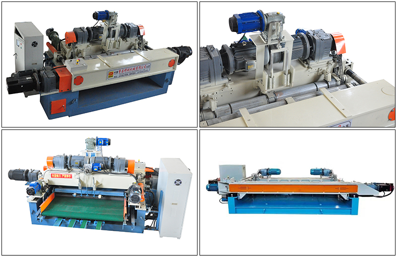Heavy duty peeling machine(图1)